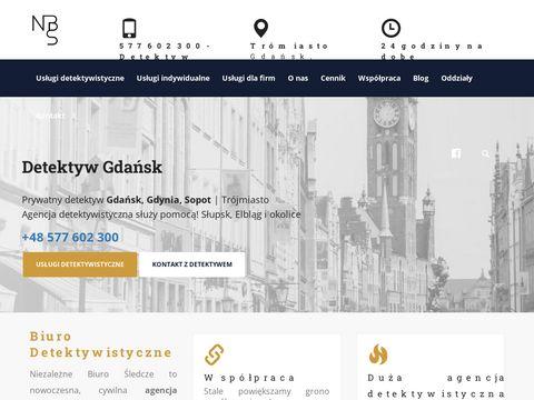 Biuro-sledcze.com.pl niezależne Gdańsk