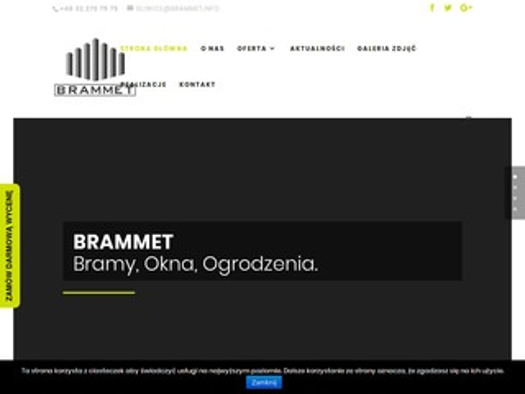 Brammet.info bramy