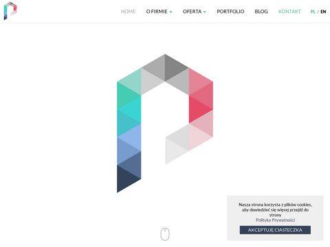 Bypixel.pl - nowoczesne strony www w Łodzi