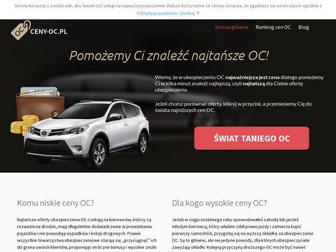 Ceny-oc.pl