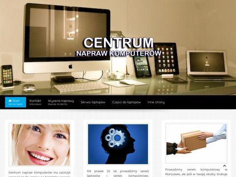 Centrumnaprawkomputerow.pl serwis