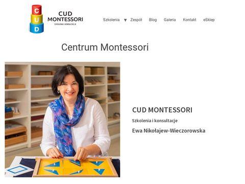 Centrummontessori.pl rehabilitacja NDT-Bobath