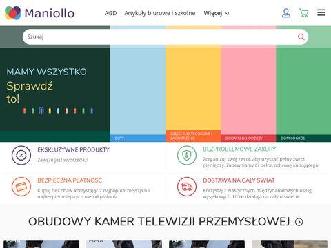 Cetia.pl zakupy produktów z hurtowni