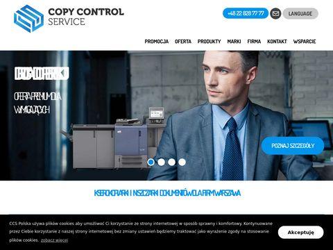 Ccspolska.pl - kserokopiarki