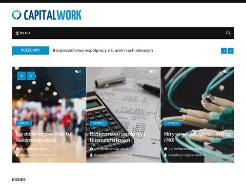 Capitalwork.pl dofinansowania PFRON 2016