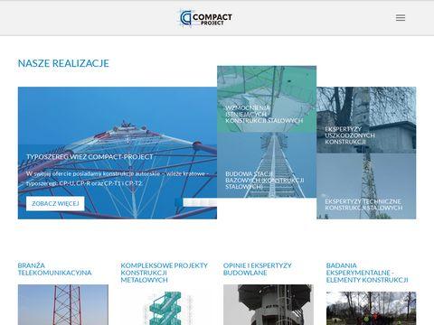 Compact-project.pl konstrukcje budowlane