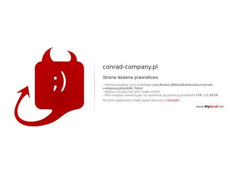 Conrad Company serwis urządzeń gastronomicznych