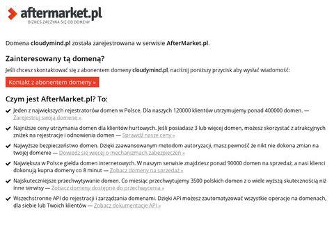 Cloudymind.pl nerwica