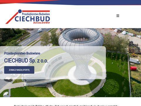 Ciechbud-dzialdowo.pl deweloper