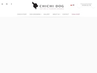 Chichidog.pl pet spa & fashion ezperts