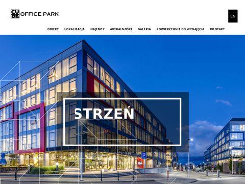 Cubeofficepark.pl najem powierzchni w Gdańsku