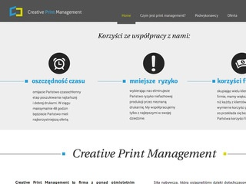 Creativepm.pl drukarnia online