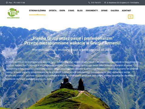 Czajkatravel.pl - gruzja wczasy