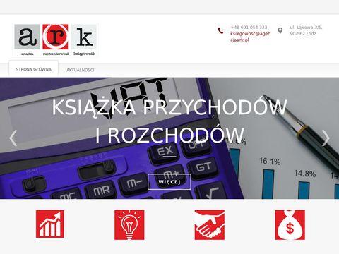 Agencjaark.pl - księgowy Łódź