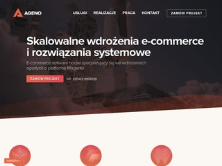 Ageno.pl WordPress