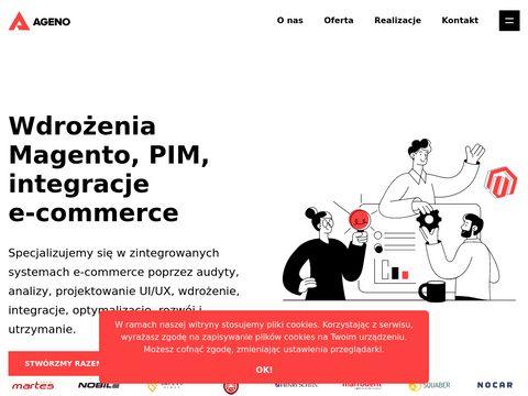 Ageno.pl WordPress