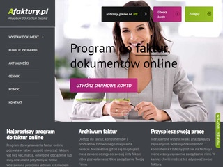 Afaktury.pl efaktura program