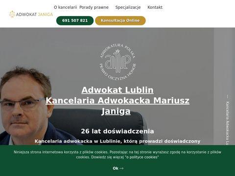 Adwokatjaniga.pl