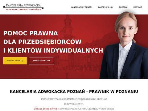 Adwokat-wawrzynkiewicz.pl Śrem
