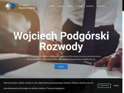 Adwokat-wroclaw.biz.pl obsługa prawna firm
