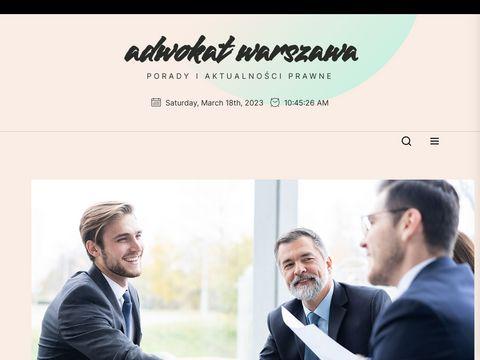 Adwokat-nadwodny.pl porady prawne