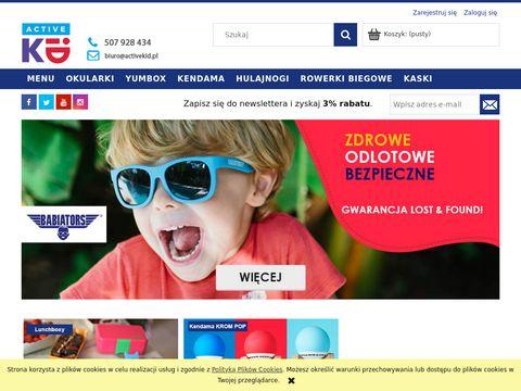 Activekid.pl sklep internetowy dla dzieci