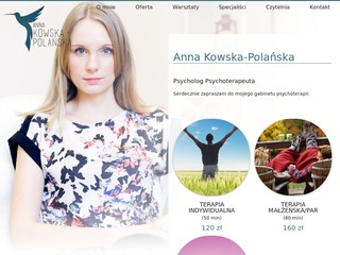 Annakowska.pl - psychoterapia