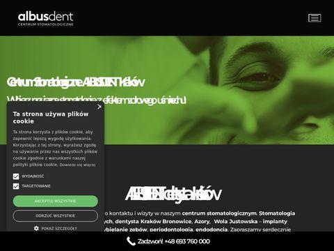 AlbusDent Kraków ortodonta