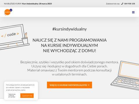 Akademia108.pl nauka programowania