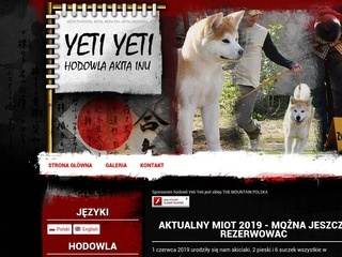 Akita-hodowla.pl inu