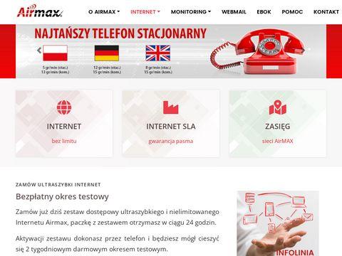 Airmax.pl monitoring