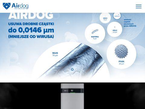 Airdog.pl oczyszczacze powietrza z jonizatorem