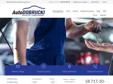 Autodobrucki.pl naprawy pojazdów