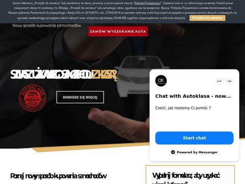 Autoklasa.pl sprowadzanie pojazdów z Niemiec