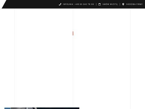 Automirmar.pl holowanie Konin