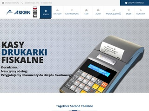 Asken - elektronika i kasy fiskalne, Kraków