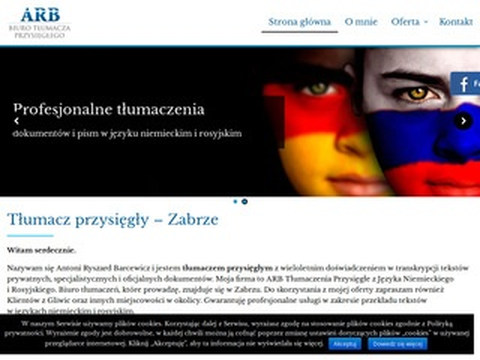 ARB biuro usługowe mgr Antoni Barcewicz