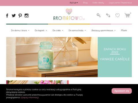 Aromatowo.pl aromaterapia