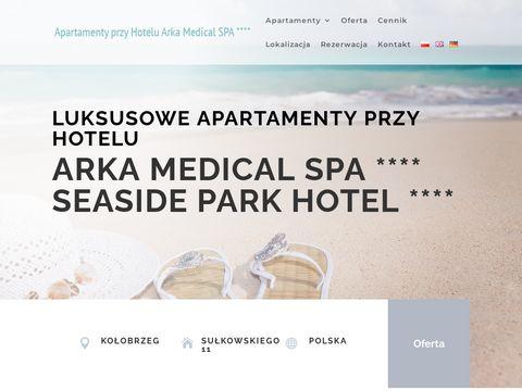 Arkaapartamenty.pl