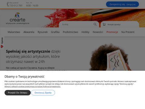 Artykulydlaplastykow.pl - sklep plastyczny Monet