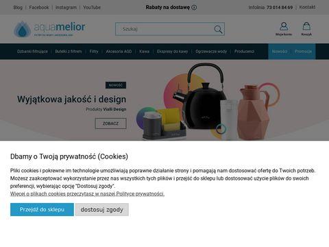 Aquamelior.pl dzbanki filtrujące