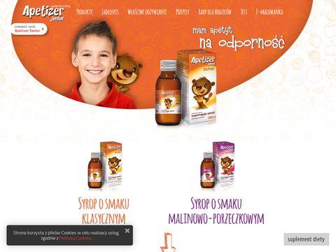 Apetizer.pl syrop