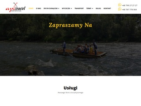 Api-travel.pl spływ dunajcem Zakopane