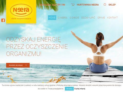 Neera.pl detoksykacja organizmu