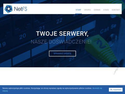 NetFS.pl - administracja serwerami