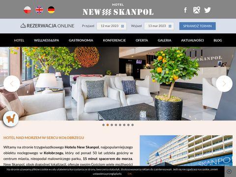 Newskanpol.pl hotel wellness Kołobrzeg