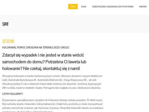 Najlepszapomocdrogowa.pl dla dużych pojazdów