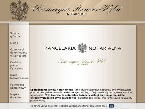 Notariusz-bydgoszcz.com.pl kancelaria