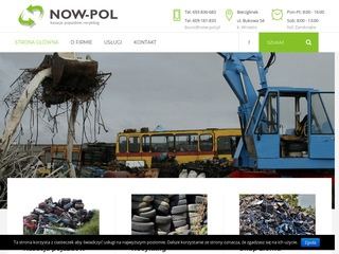 Now-pol.pl - auto szrot Września