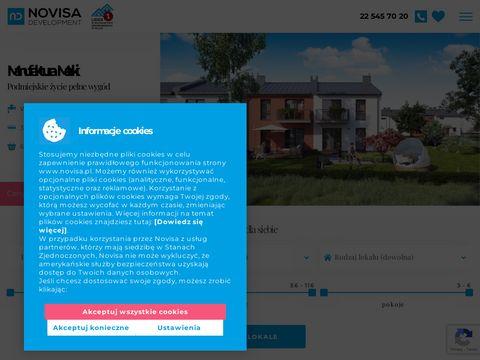 Novisa Development - mieszkania Piaseczno